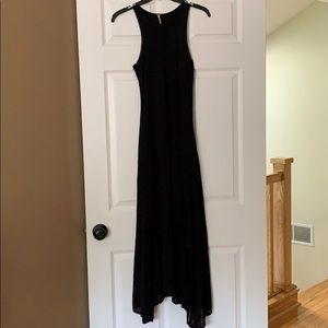 Beautiful black maxi dress by free people